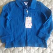 Рубашка поло, реглан для мальчика Fagottino от OVS kids Италия, размер 18-24 мес., 86 см