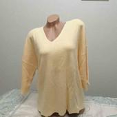 Мягенький свитер кофта от C&A пог 64см