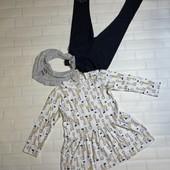 Комплект платье+ лосины Lupilu 86/92