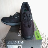 Фирменные кросовки Walkmaxx 46р, стелька 30 см
