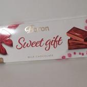 Готовим подарочки) Шоколад молочный Baron sweet gift нереальная вкуснятина.220 грамм Польша.