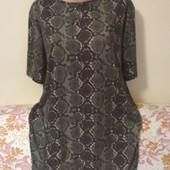 платье футболка пог. 57