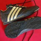 Кроссовки Adidas Gold Black оригинал 38 размер