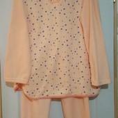 Утепленная раздельная пижама. испания. Смотрите мерки