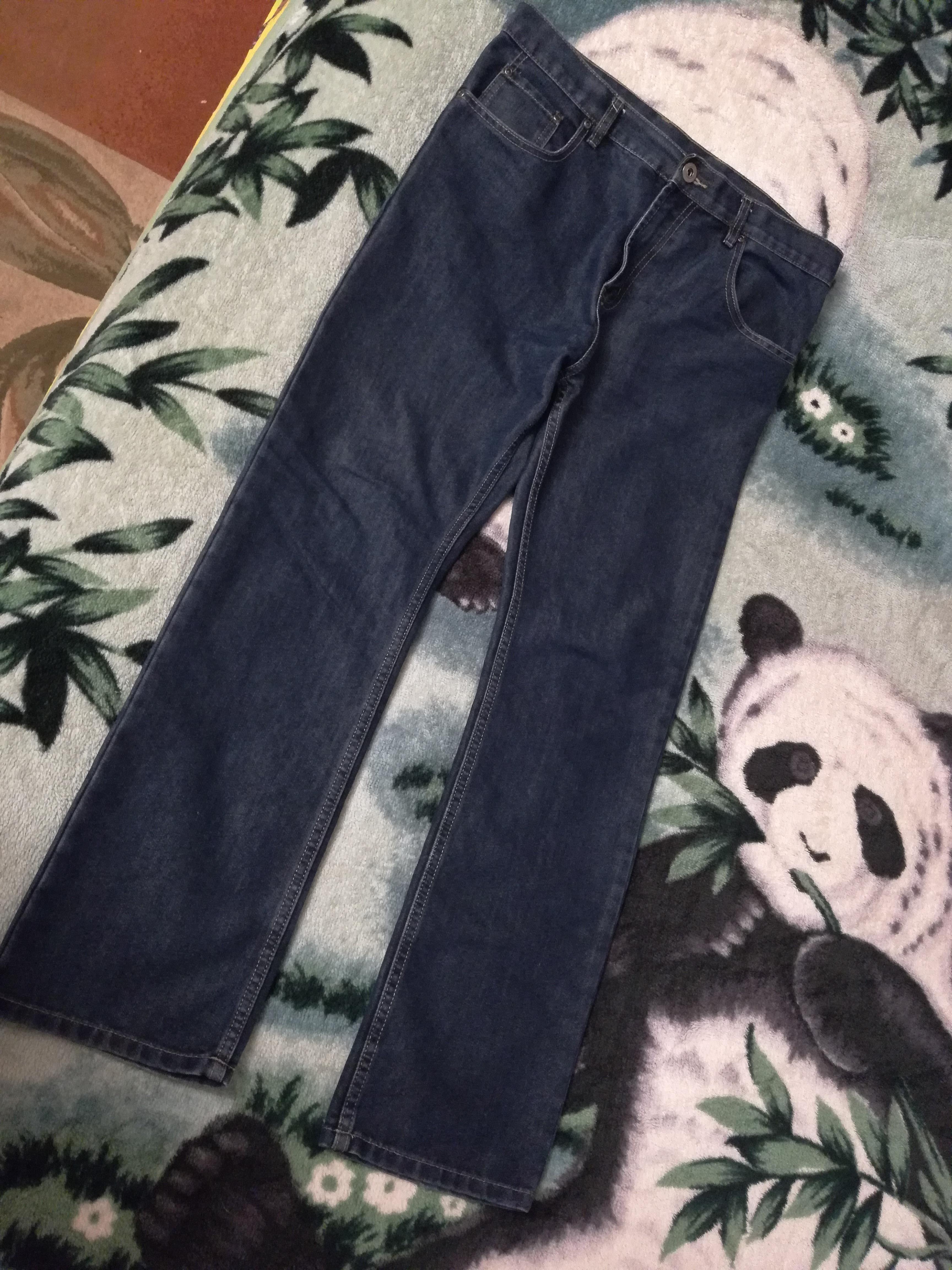 Мужские джинсы, состояние новых. Мерки в описании