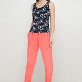 Красивые, женские брюки гаремки Esmara размер евро 40