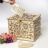 Красивая коробка для денег