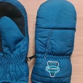 Перчатки горнолыжные Thermolite размер 7 отличное состояние