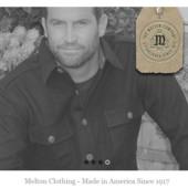 Настоящий rednecks-стайл от Melton Shirt Co 100% Vintage