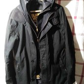 Куртка катоновая черная