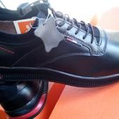повністю шкіряні кросівки 40,42,44 р шт / інші моделі в моїх лотах!