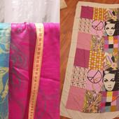 Новый двухсторонний палантин шарф один на выбор. р. 35*180 и 50*182