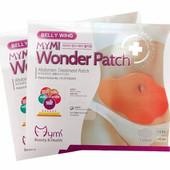 Пластырь для похудения Mymi Wonder Patch (5 штук в упаковке!)