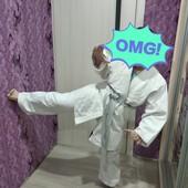 Кимоно на рост +/- 130 см