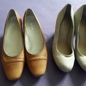 Туфли натур кожа замш р 38 стелька 24,5 см
