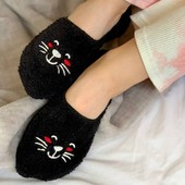 Носочки-тапочки 33-36 плюшевые