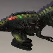 Новый! Динозавр, ходит и рычит (видео могу прислать на почту), доставка УП в подарок