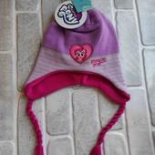 Классная шапка для девочки, Германия