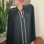 Класична шифонова блуза-рубашка Atmosphere Розм 12/40