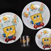 Отличные наборы детской посуды отличный подарок деткам