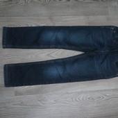 Утепленные джинсы на подкладе Pepperts 134 Сост.отл!