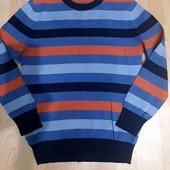 свитер для мальчика 7-9 лет(122-128 см)