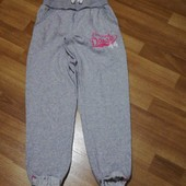 Теплі спортивні штани на 10-11 років