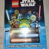 книга Звёздные Войны Star Wars на английском . комиксы и загадки