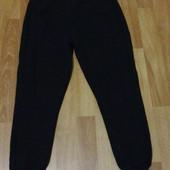 Теплі спортивні штани джогери на 8-10 років