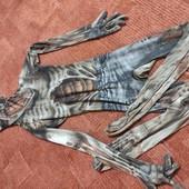 Карнавальный костюм зомби, вторая кожа