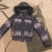 Курточка на холодную осень S