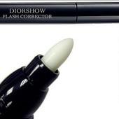 Dior оригинал! Diorshow Flash Corrector. Корректор неровных стрелок при использовании подводки.