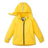 ☘ Водо, вітро-, грязе- непроникна куртка -Дощовик Tchibo (Німеччина), розмір: 110/116