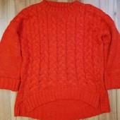 помаранчевий светр на M/L