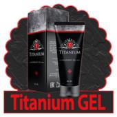 Titanium (Титаниум) гель для мужчин