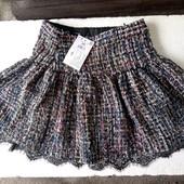 Женская юбка на подкладке