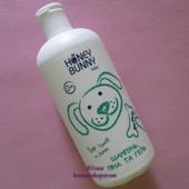 Детский гель для душа/пена для ванны/ шампунь 3в1 Honey Bunny 500 мл