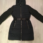 Фирменное Зимнее пальто -куртка L Towmy
