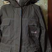 Теплая лыжная куртка