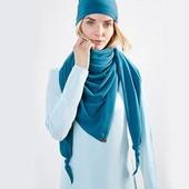 Большой, функциональный, флисовый шарф-платок от Tchibo (Германия)