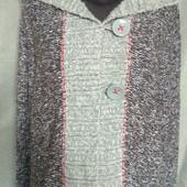George Кофта с капюшоном,большого размера