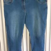 Сині джинси стрейч George, р 24 (Пот -56-62; Поб -61-76)