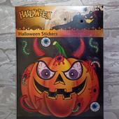 Наклейки на тыкву Halloween Германия