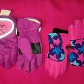 Термо рукавиці, одна пара на вибір. 122-128 :128-134 розм.