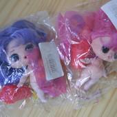 Две новые куколки LOL с волосами!