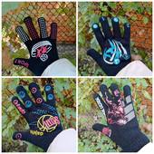"""Новые подростковые теплые( двойной вязки) перчатки"""" Спорт"""" одни на выбор.2 шт в лоте."""